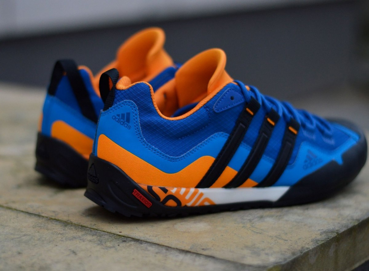 Details about Adidas Terrex Swift Solo AQ5296 HikingTrail Shoes